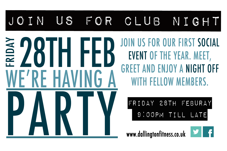 2013 03 13 Post Club Night